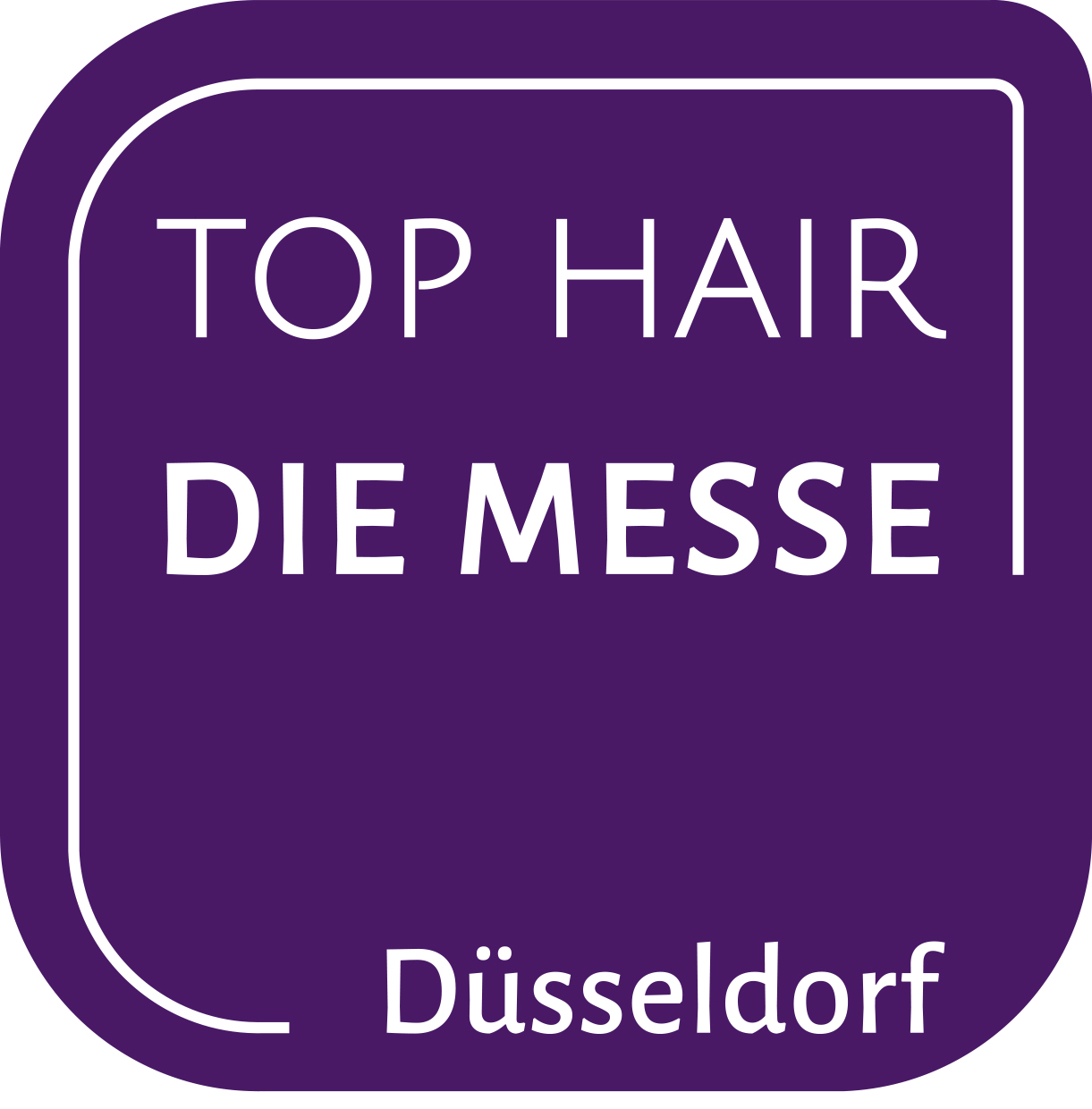 DIE MESSE. TOP HAIR. DÜSSELDORF / die messe top hair duesseldorf